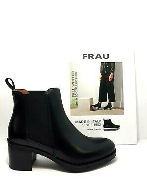 FRAU STIVALETTO DONNA beatles n. 38 camoscio nero art. 4000