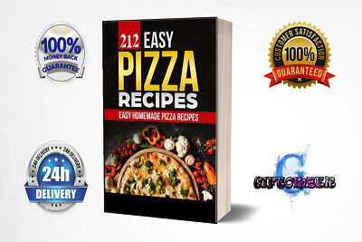 Pizza Recipes Hot & Delicious eBook PDF with Full Master Resell Rights ebooks