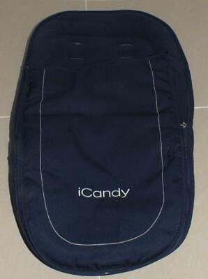 Icandy Peach Royal luxury footmuff - Fully fleeced lined & none slip back