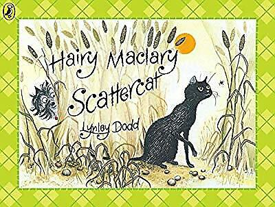 Hairy Maclary Scattercat (Hairy Maclary and Friends), Dodd, Lynley, Used; Good B