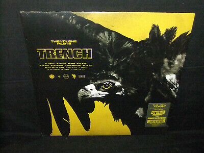 Twenty One Pilots Trench New Sealed Olive Vinyl 2 LP Urban Outfitters LimitedEd