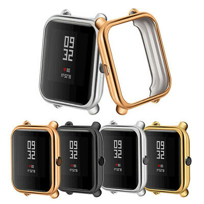 Electroplate TPU Morbido Custodia Protettiva for Huami Amazfit Bip Youth Watch