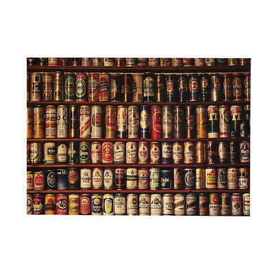 Retro Kraft Paper Posters Vintage Style Decorative Poster Print Wall Nice