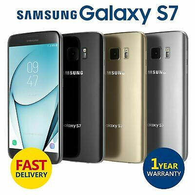 Samsung Galaxy S7 SM-G930F - 32GB - Unlocked Smartphone Various Colours SIM Free