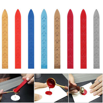 New Traditional Wax Sealing Stick for Letters Stamp Seal Melting Candle Envelope