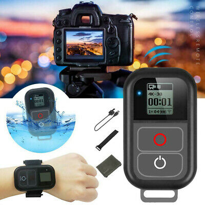 Smart WiFi Remote Control Controller with Straps For Gopro Hero 7 6 5 4 3+ 3 Cam