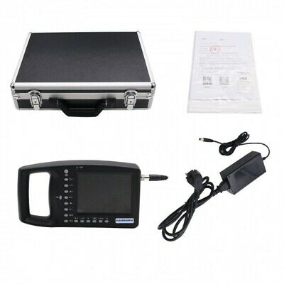 Veterinary Ultrasound Scanner For Small Animals Dogs Cats Sheep GDF-A4 5inch LCD