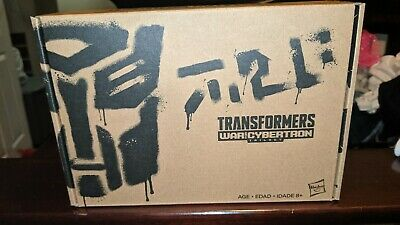 NYCC 2019 EE Exclusive Transformers Generations Hot Shot Brand New Unopened