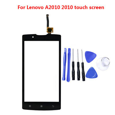 Outer Touch Screen Glass Panel Digitizer for Lenovo A2010 Digitizer Panel +Tool