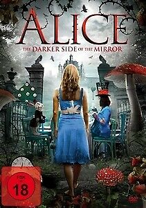 Alice - The Darker Side of the Mirror [DVD]