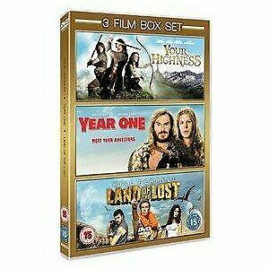 Your Highness / Year One / Land of the Lost [DVD], , Used; Good DVD