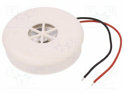 B2-C Sound transducer: piezo alarm - 12÷·24VDC - Colour: white