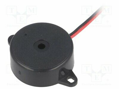 BZ-28 Sound transducer: piezo alarm - with built-in generator - 12mA