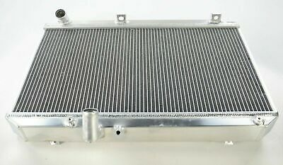 Toyosports Aluminium Alloy Race Radiator Rad For Mazda Rx-8 Rx8 Manual Se17