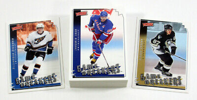 2006-07 Upper Deck Victory Game Breakers Hockey Set (50) Nm/Mt Crosby Ovechkin