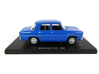 Renault 8 TS (1968) R8 - 1/24 Salvat Voiture miniature Diecast model car E002