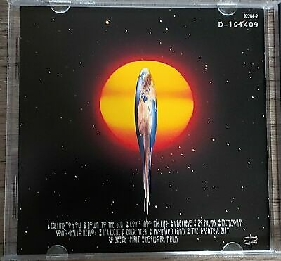 Fate Of Nations (1993) by Robert Plant [CD - Es Paranza  7 92264-2/BMG D 101409]