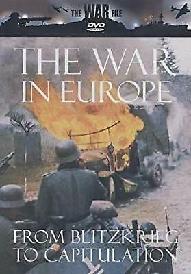 The War In Europe [2002] [DVD], , Used; Good DVD