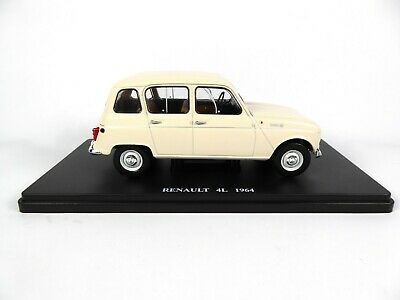Renault 4L (1964) R4 - 1/24 Salvat Voiture miniature Diecast model car E004