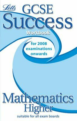 Letts GCSE Success - Maths Higher Tier: Workbook (2012 Retakes Only), Mapp, Fion