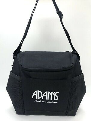 Adams Steak and Seafood Insulated Delivery  Bag With Removable Waterproof Liner