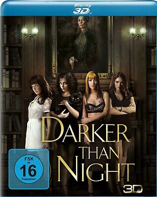 Darker Than Night (Blu-ray 3D) [Blu-ray Disc]
