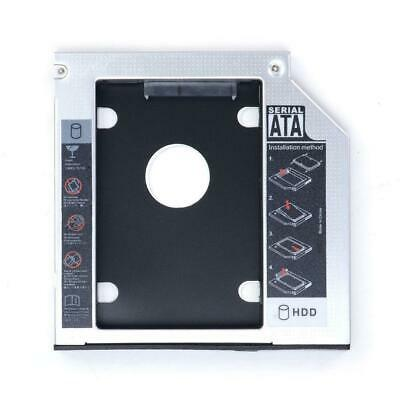 12.7mm Hard Drive HDD SSD Caddy Caddie SATA-13Pin for PC CD/DVD-ROM Optical Bay