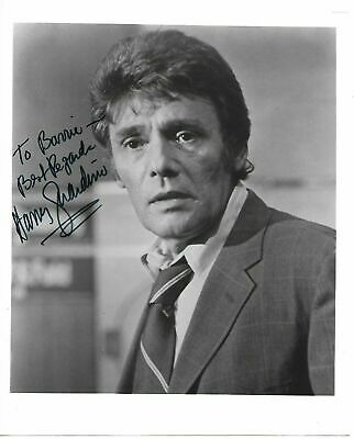 HARRY GUARDINO (1925-1995) Dirty Harry Films, Matilda etc Signed 8 x 10