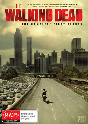 The Walking Dead - The Complete First Season (DVD)