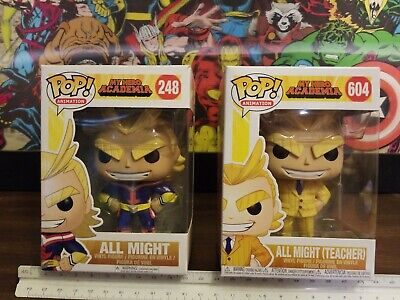 Funko Pop! Anime: My Hero Academia - All Might Vinyl Figure