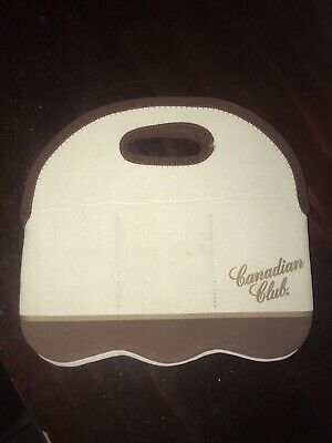 Rare Canadian Club 6-pack Holder