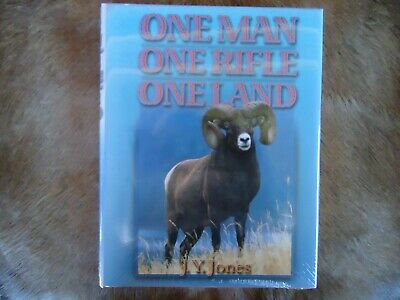 One Man, One Rifle, One Land by J.Y.Jones