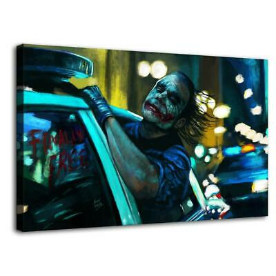 "16""x28""""Marvel clown pictures hd canvas prints home decoration wall art posters"