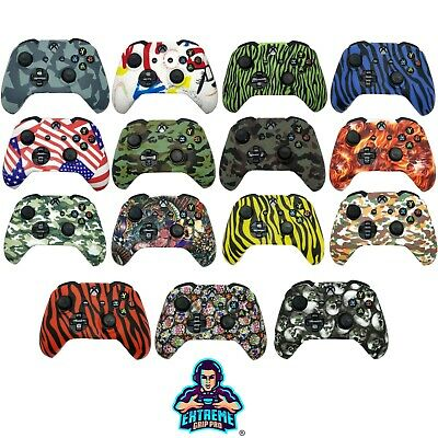Lux Series Silicone Case Cover Skin for Xbox One, S, X, Elite Controller by EGP