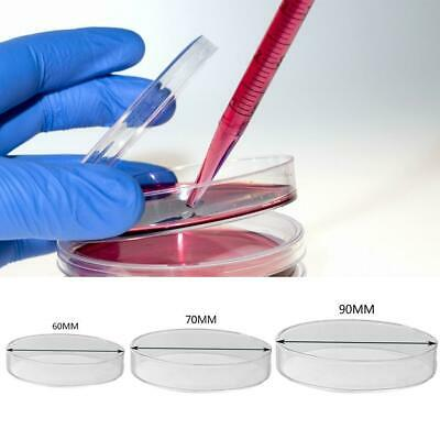 90mm Petri Dish Single Vent with lids - x 20 PS sterile long expiry date
