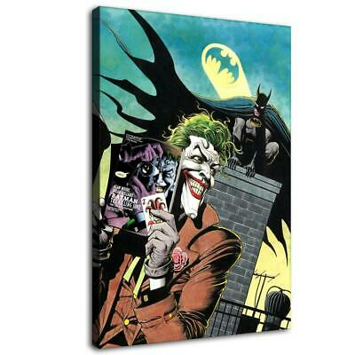"16""x24""Marvel clown pictures hd canvas print home decor room wall art posters"