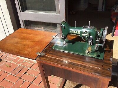 Vintage ANKER Sewing Machine (Very Rare)