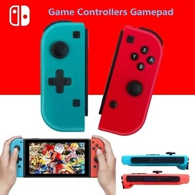 Hot Joy-Con Switch Pro Wireless Game Controllers Gamepad for Switch Left & Right