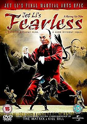 Fearless [DVD], , Used; Good DVD