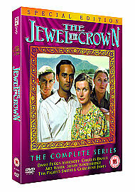 The Jewel In The Crown: The Complete Series [DVD], New, DVD, FREE & FAST Deliver