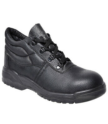 Portwest - Steelite S1P Protector Boots - Steel Toe Cap & Mid-sole