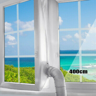 400CM Waterproof Air Lock Window Seal Cloth for Mobile Air Conditioner Tumble UK