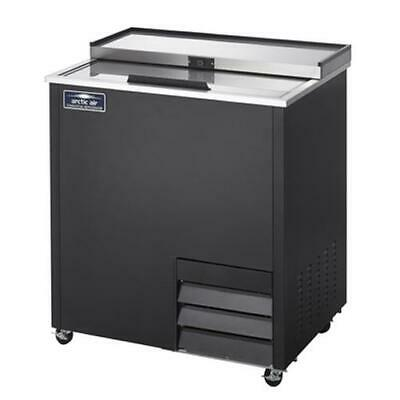 """Arctic Air AGF24 24"""" Glass Chiller & Froster w/ Black Exterior"""