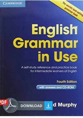 CAMBRIDGE English Grammar in Use for intermediate forth Edition