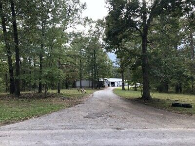 20 acres, wooded, (2) two residence