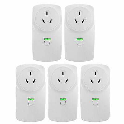 10A/16A Wifi Smart Power Socket Outlet Switch APP For ECHO ALEXA GOOGLE HOME NEW