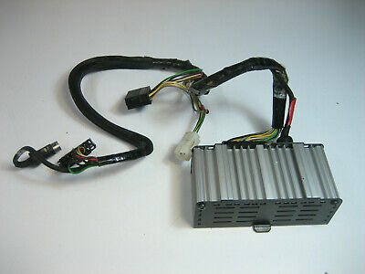 Late Model Volvo 240 244 245 Amp Amplifier & Harness Stereo Radio OEM