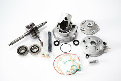 9928390 - Set Cylinder Thermal Unit Maxi DIAM.50 Tpr 'Top' Chrome-Plated for Mot