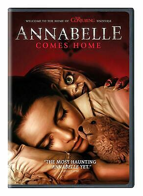 Annabelle Comes Home (DVD) - BRAND NEW