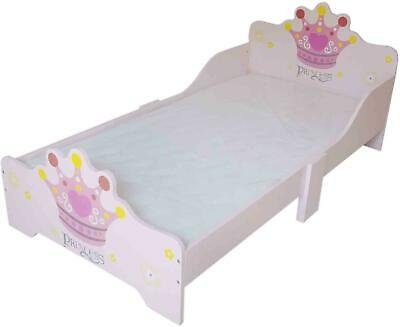 Kiddi Style PRINCESS JUNIOR BED Wooden Toddler Child Junior Bed BN